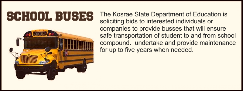 RFP for School Bus